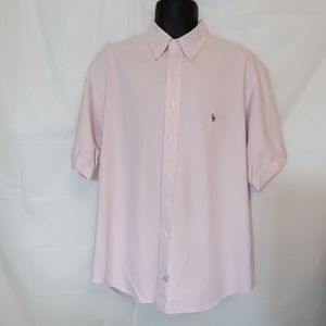 Polo by Ralph Lauren button-down short sleeve